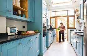 glamorous white galley kitchen designs fancy great design on
