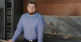 first student to attain kitchen design degree furniture