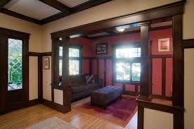 craftsman home interiors craftsman interior design