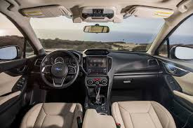 subaru touring interior 2017 subaru impreza reviews and rating motor trend