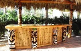 How To Build Tiki Hut Similiar Tiki Hut Bar Plans Keywords With Regard To Tiki Bar