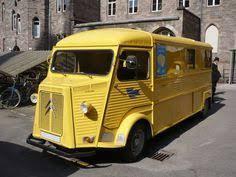 la poste bureau citroën type h la poste bureau mobile buses and vans