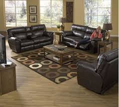 sectional sofa brown leather sectional sofas with recliners