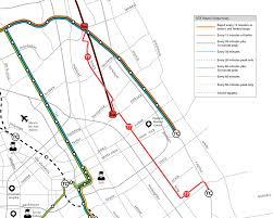 Vta San Jose Map by Route 77 U2014 Vta