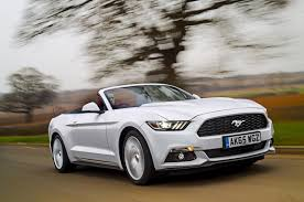 buy ford mustang uk 2016 ford mustang 5 0 v8 gt convertible uk review review autocar