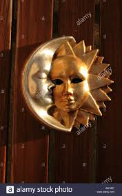 moon mask sun and moon mask venice italy europe photo by willy matheisl