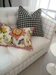 pillow combo mix up styles with grey yellow and aqua fsl3