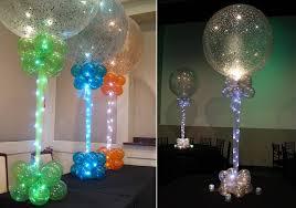 balloon centerpiece balloon centerpieces by balloon artistry 5 stylish