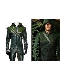 Green Arrow Halloween Costume Green Arrow Season 4 Oliver Queen Cosplay Costume Customized