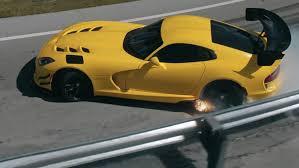Dodge Viper Hellcat - the last dodge viper gets a fitting send off drivetribe