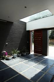car porch tiles design no47 house by h u0026p architects