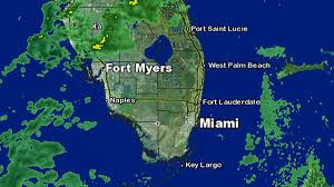 Weather Map Miami by Weather Forecast Late Storms Morning Rain Nbc 6 South Florida