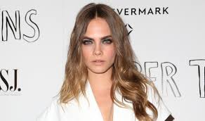 cara delevingne responds to awkward interview gets celeb support