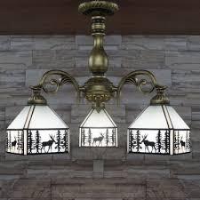 Lodge Lighting Chandeliers Fashion Style Lodge Tiffany Lights Beautifulhalo Com