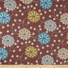 cotton floral panel fabric com