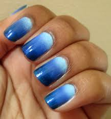 shadow liner notd blue ombre nails