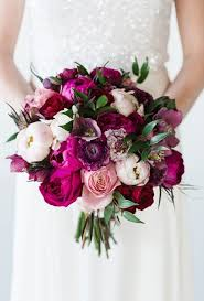 peony arrangement go glam with a colored peony arrangement this one from