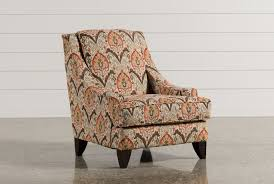 Orange Chair by Thompson Accent Chair Living Spaces