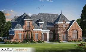 home design basics barclay 56392 french country home plan at design basics