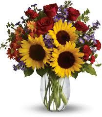 sunflower arrangements sunflower arrangements from flowershop