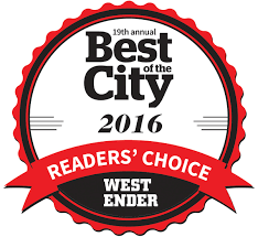 best of the city 2016 the results are in