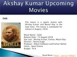 akshay kumar upcoming movies 2017