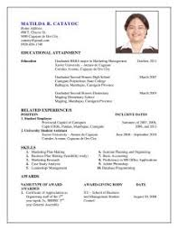 Create A Resume Template Resume Template 87 Appealing Simple Word Templates