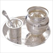 silver items silver pooja articles silver pooja articles exporter