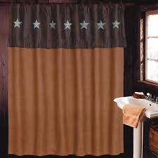 d d outfitters laredo luxury rustic shower curtain set