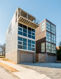 for 459k o4w container home boasts views sleekness house