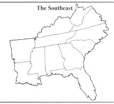 map usa southeast maps us map southeast southeast usa wall map mapscom southeast