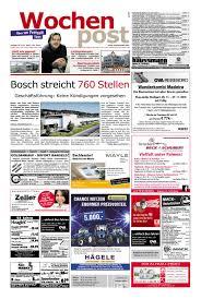 G Stige Esszimmer Komplett Die Wochenpost U2013 Kw 38 By Sdz Medien Issuu