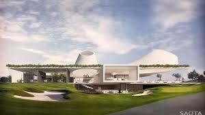 ga clubhouse saota architecture and design