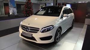 mercedes benz museum interior mercedes benz b class 2017 in depth review interior exterior youtube
