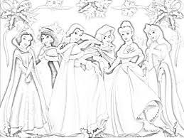 disney princess coloring pages printouts dot peeps 479561