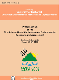 proceedings of the first international conference on environmental