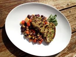 cuisiner coeur de porc salade de porc et haricots noirs fondation des maladies du cœur et