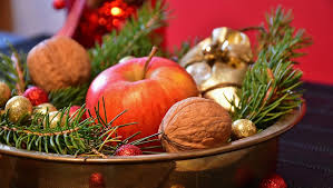 christmas nuts free photo advent walnuts nuts christmas free image on