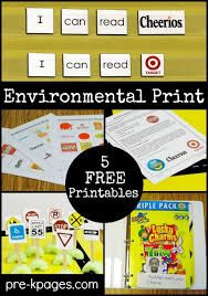34 best environmental print images on pinterest preschool