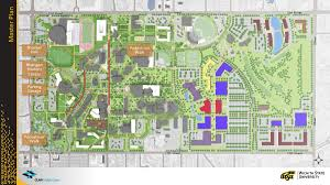 Wsu Map A Closer Look Parking Garage Part Of Wichita State U0027s Innovation
