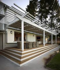 Exterior Awnings Add Decors To Your Exterior With 20 Awning Ideas Home Design Lover