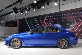lexus rim touch up paint 2016 lexus gs f at the 2015 detroit auto show carponents
