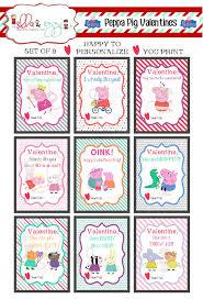 printable valentines peppa pig printable valentines peppa