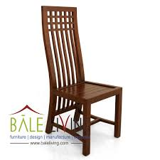 teak dining chairs dinchair 016 indonesia teak garden and indoor