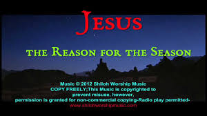 jesus is the reason for the season original song