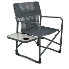 Folding Directors Chair With Side Table Coleman Directors Chair Side Table Side Tables Ideas