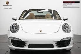 porsche 911 certified pre owned certified pre owned 2016 porsche 911 2dr targa 4 2dr car in ta