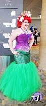 Ariel Mermaid Halloween Costume 25 Size Halloween Ideas Size