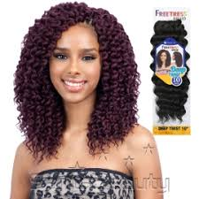crochet hair freetress synthetic hair crochet braids twist 10 samsbeauty