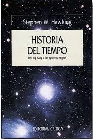 mis libros historias de la historia del tiempo stephen hawking